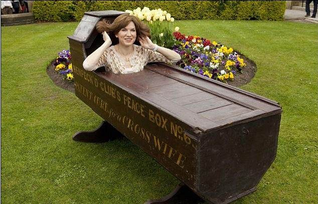 cercueil anglais